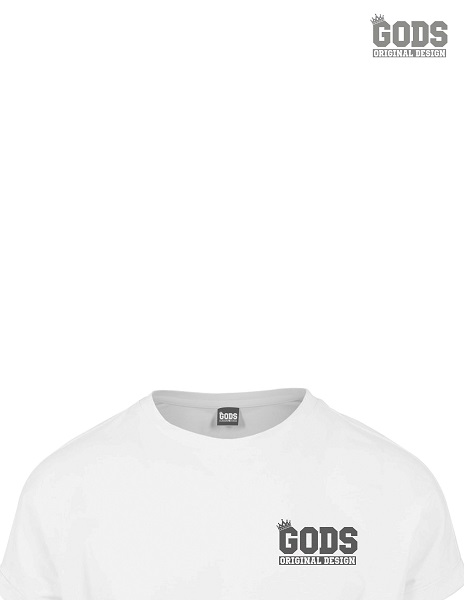 long tee white chest 07